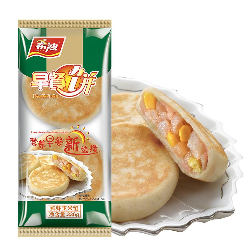 四粒装鲜虾玉米亚博足彩yabo88饼