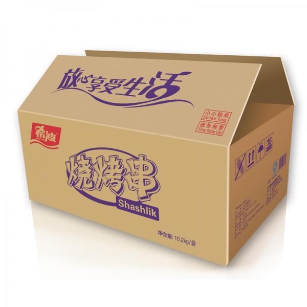 麻辣牛肉风味串