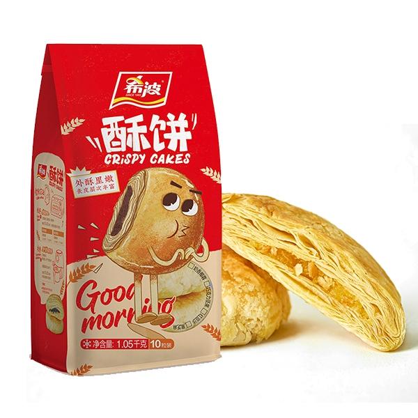 10粒装椰蓉奶香馅酥饼